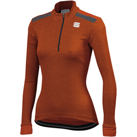 Sportful Giara LS Thermal Jersey Women sienna